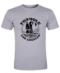 Foxhole Los Angeles T shirt
