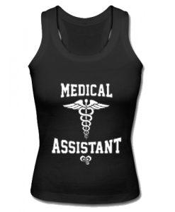 Medical Assistant Tank Top3