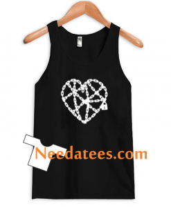 chain forms of love tanktop