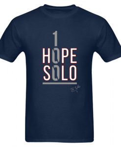 1 Hope Solo T shirt