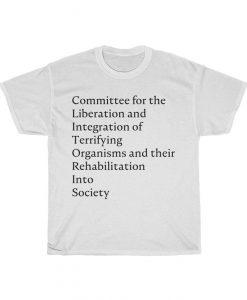 C.L.I.T.O.R.I.S, Red Dwarf T Shirt