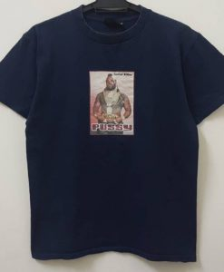 Vintage 90s SERIAL KILLER mr. T pussy made in usa rare hype dope swag street wear style t shirt