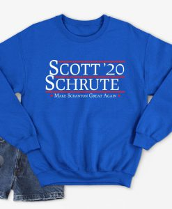 Scott Schrute 2020 '20 Sweatshirt