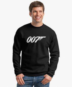 007 James Bond Crewneck Sweatshirt